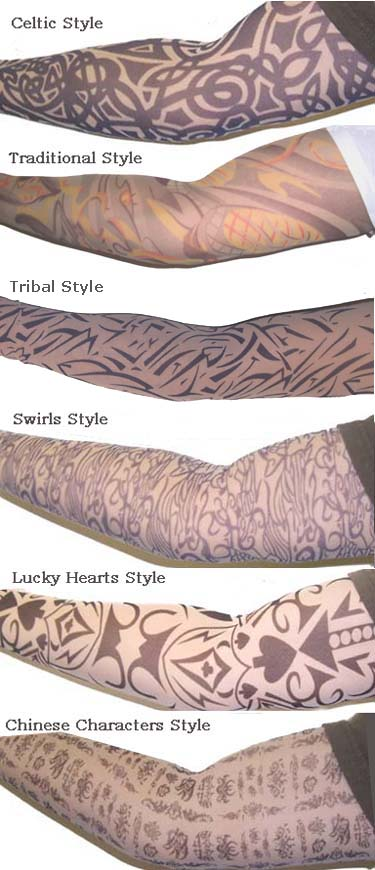 Tattoo Sleeve Designs